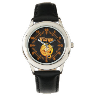 Virgo illustration watch