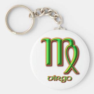 Virgo Keychains