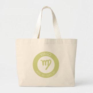 Virgo Large Tote Bag