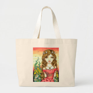 Virgo Large Tote Bag