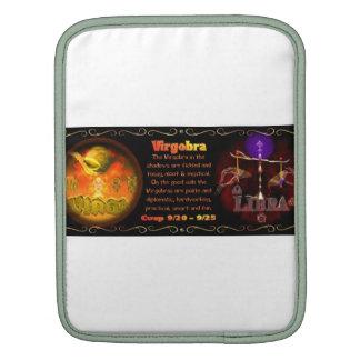 Virgo Libra zodiac astrology cusp Sleeve For iPads