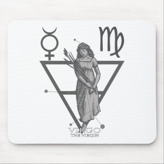 Virgo Mouse Pads