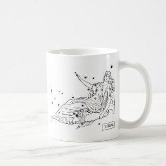 Virgo Coffee Mugs