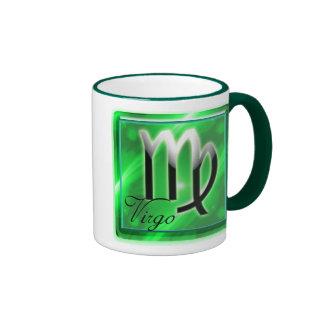 virgo coffee mug