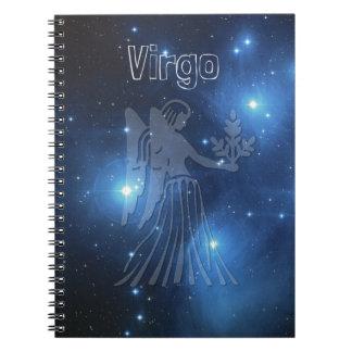 Virgo Note Book