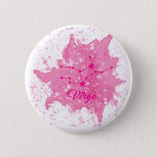 Virgo Pink Button