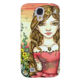 Virgo Samsung Galaxy S4 Case