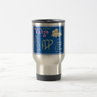 Virgo September Travel Mug