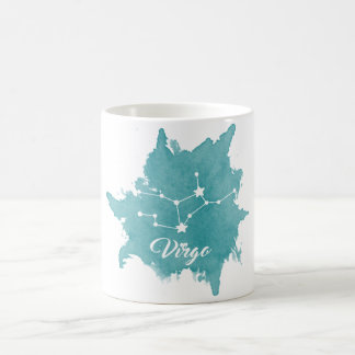 Virgo Star Sign Mug