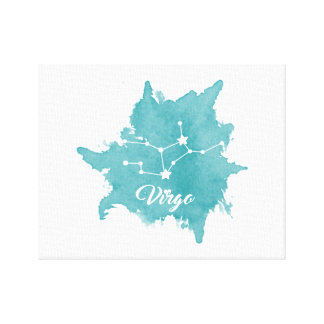 Virgo Star Sign Wall Art
