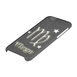 Virgo symbol clear iPhone 6/6S case