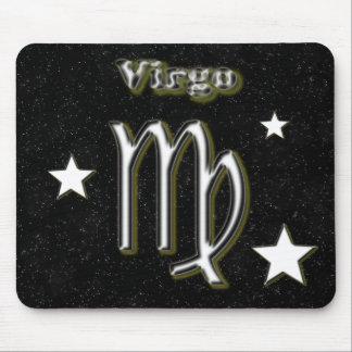 Virgo symbol mouse pad