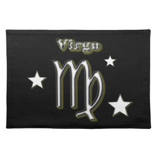 Virgo symbol placemat
