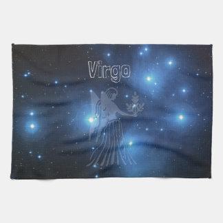 Virgo Tea Towel