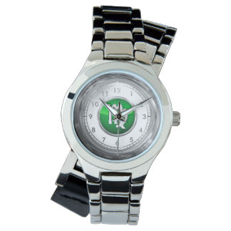 Virgo - The Maiden's Astrological Symbol Watch
