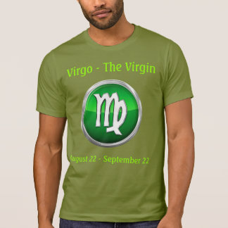 Virgo - The Virgin Astrological Sign T-Shirt