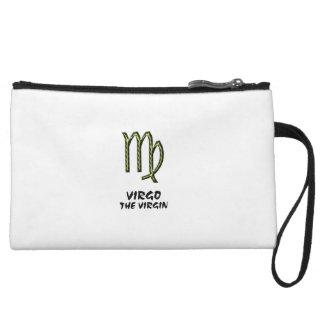 Virgo the virgin bag wristlet clutch