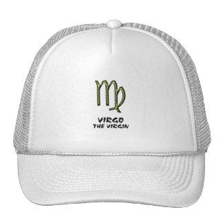 Virgo the virgin hat