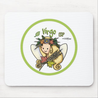 Virgo - The Virgin Mouse Pad