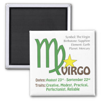 Virgo Traits Magnet