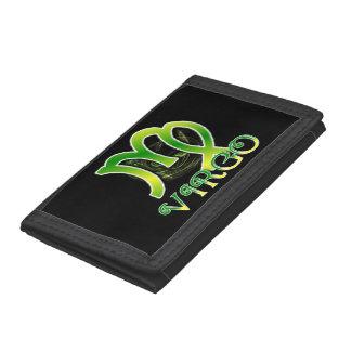 Virgo Tri-fold Wallets