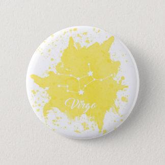Virgo Yellow Button