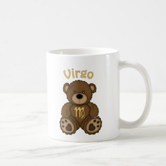 VIRGO Zodiac Astrology Teddy Bear Tees, Gifts Mug