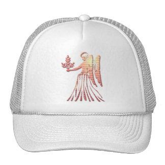 Virgo Zodiac Baseball Cap Trucker Hat