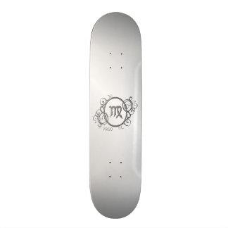 Virgo Zodiac Design Skateboards