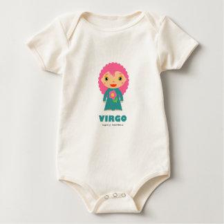 Virgo Zodiac for Kids Baby Bodysuit