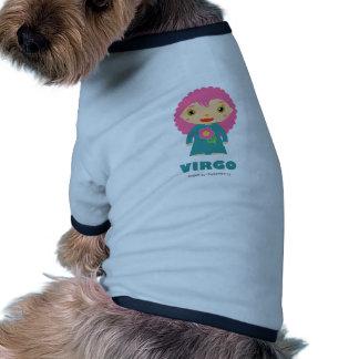 Virgo Zodiac for Kids Dog Clothes