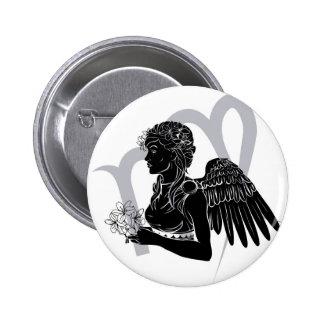 Virgo zodiac horoscope astrology sign pins