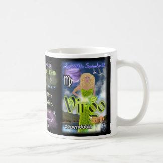 Virgo Zodiac mug
