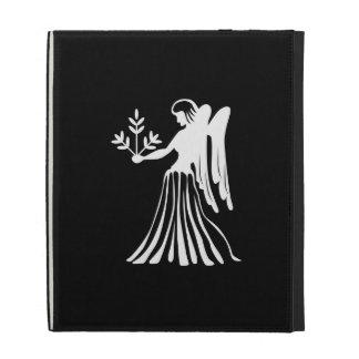 Virgo Zodiac Pictogram iPad Caseable Folio iPad Folio Cases