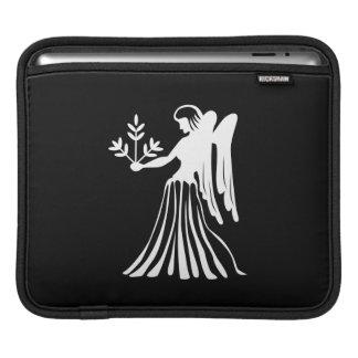 Virgo Zodiac Pictogram iPad Sleeve