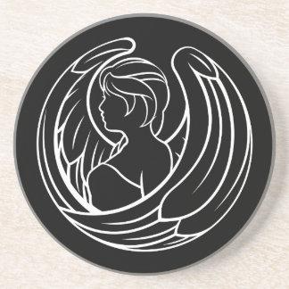Virgo Zodiac Sign Coaster
