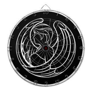Virgo Zodiac Sign Dartboard