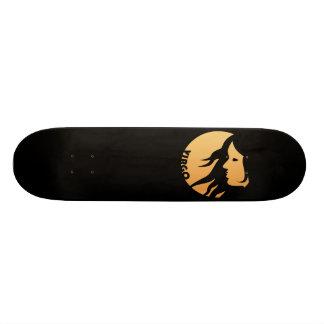 Virgo Zodiac Sign Skate Decks