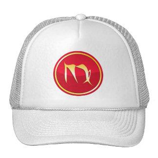 Virgo - Zodiac Signs Mesh Hats