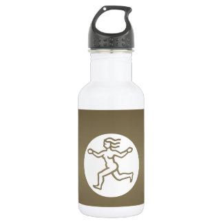 VIRGO -  ZODIAC Symbol 532 Ml Water Bottle