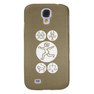VIRGO -  ZODIAC Symbol HTC Vivid Cover