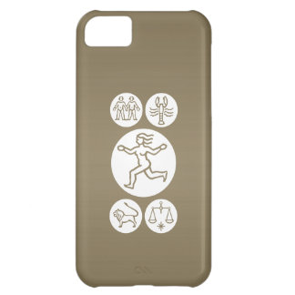 VIRGO - ZODIAC Symbol iPhone 5C Case
