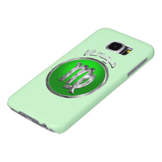 Virgo Zodiac Symbol Samsung Galaxy S6 Cases