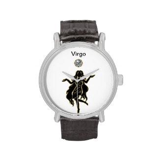 Virgo Zodiac Wrist Watch