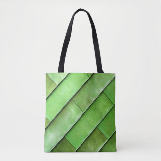 Viridian Wall Photography Tote