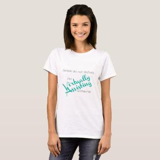 Virtual Assistant T- Shirt