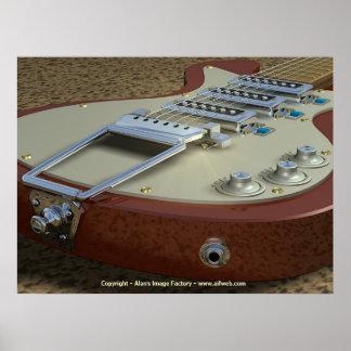 Virtual Guitar Poster