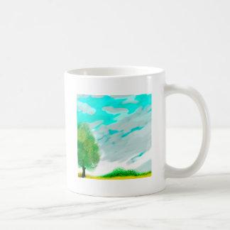 virtual imagination coffee mug