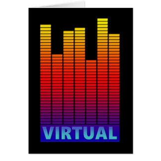 Virtual levels. card