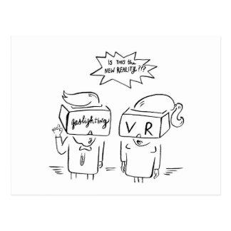 Virtual Reality, 01 Postcard